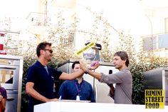 Premiazione dei Macchianera Awards con Rimini Street Food #blogfest13