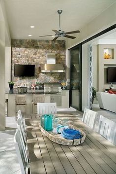 Outdoor Kitchen Ideas (9)