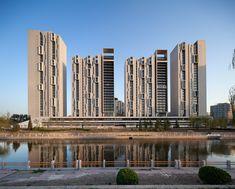 Andersen Garden Housing | Beijing, China | Schmit/Hammer/Lassen Architects | photo by Adam Mørk