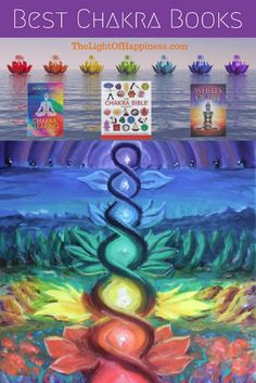 Best Chakra Books Review