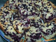 Eastern European Recipes, Czech Recipes, Pastry Cake, Quiche, Muffin, Menu, Yummy Food, Sweets, Baking