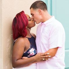 Gorgeous interracial couple #love #wmbw #bwwm #swirl #lovingday #relationshipgoals