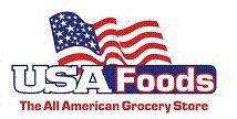 American Food!  Yum!