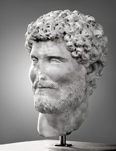 CE) Portrait of a Roman Man Roman Man, Ancient Rome, Romans, Sculptures, Statue, Photo And Video, Portrait, Friends, Artwork