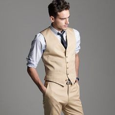 beach wedding men's attire - Google Search