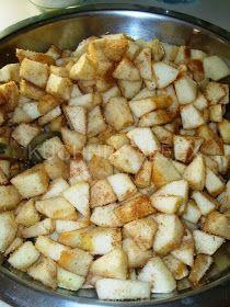 W mojej kuchni: Błyskawiczna rolada z jabłkami wg Aleex Chicken, Meat, Food, Essen, Meals, Yemek, Eten, Cubs