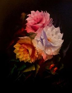 The Night Roses by Michael Giddens.