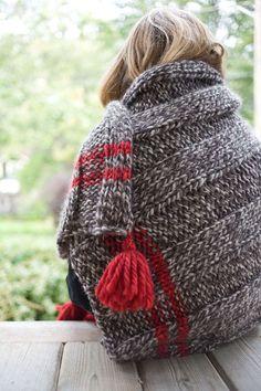 Ravelry: Adirondack Lap Blanket pattern by Joanne Yordanou