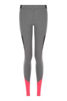Colour Block Ankle Legging by Ivy Park | Topshop