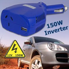 #australia #melbourne #gadgets #gift -   This inverter converts the 12V DC from your car battery into safe and usable AC power allowing you to charge or power a variety of devices such as a mobile phone, digital camera, work light, mp3 player, iPod,