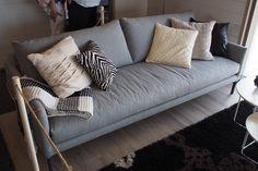 Adea Band sofa  Kalajoki Holiday Housing Fair / Loma-asuntomessut 2014