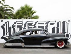 Mike Ness Car