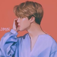Jimin fanart by Jimin Fanart, Kpop Fanart, K Pop, Bts Anime, Bts Drawings, Bts Chibi, Bts And Exo, Bts Fans, Boy Art