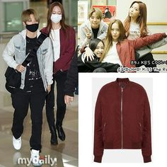 151105 Krystal at Gimpo Airport Back from Beijing + Super Junior Kiss The Radio Recording Topshop Red 'MA-1' Bomber Jacket US $100 #krystaljung#krystal#jungsoojung#fx#fxkrystal#fashionstyle#fashion#fashionista#kpop#kpopidol#鄭秀晶#정수정#크리스탈#idol#style#kryber#kisstheradio#fxcomeback#에프엑스#sment#airportstyle#outfit#airportfashion#topshopstyle#topshop#jacket#bomberjacket#redjacket#chicstyle#maknae
