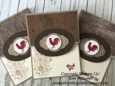 I have a quick post on a simple variation of the Wood Words stamp set that I used on my previous blog post. I used the same card fold and colors as well as the same two stamp sets, Wood Words and Label Me Pretty. I only changed a few...