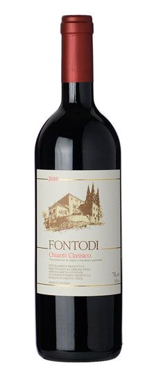 2010 Fontodi Chianti Classico http://www.italicarentals.com/