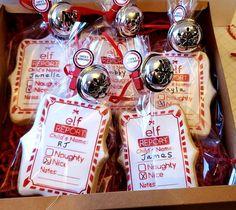 Christmas Elf, Christmas Cookies, Elf Letters, Letter Stencils, Santas Workshop, Cute Cookies, How To Make Cookies, Kid Names, Cookie Decorating