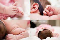 @Erika Waters captures the tiny details. I can almost smell that baby. :)
