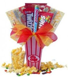 Win a $25 Fandango Gift Card and Candy Movie Themed Gift Basket Ends 8/9