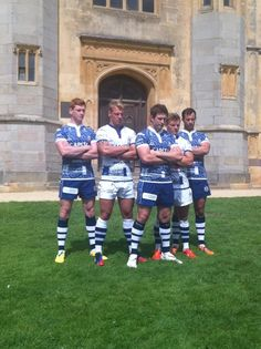 Bristol Rugby - 2013/14 Kit Launch