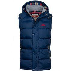 Tmavomodrá pánska vesta bez rukávov - fashionday.eu Winter Jackets, Fashion, Winter Coats, Moda, Winter Vest Outfits, Fashion Styles, Fashion Illustrations