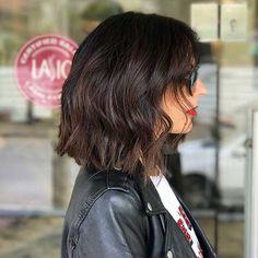 4-Short Wavy Hair 2017