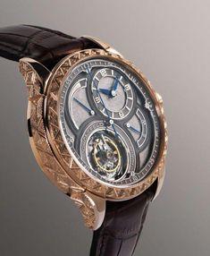 b4a8ded939a Grönefeld Parallax Tourbillon  bestwatchesfashion Luxury Watches For Men