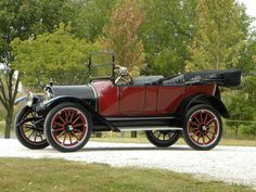 1915 Chevrolet Baby Grand Touring
