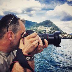 #fotografando il #fotografo al lavoro per il mio blog e per il suo #reportage su #Lugano ... Visitate il suo profilo @bertoneluca , in arrivo nuove bellissime #fotografie  Www.artesinlux.wordpress.com.... #photography #photo #photographer #Lugano #lake #landscape #reportage #photoart #photoshooting #photojournalism #canon #portraits #serviziofotografico #matrimoni #book #ritratti #laurart #artesinlux #stampafotografica #blog