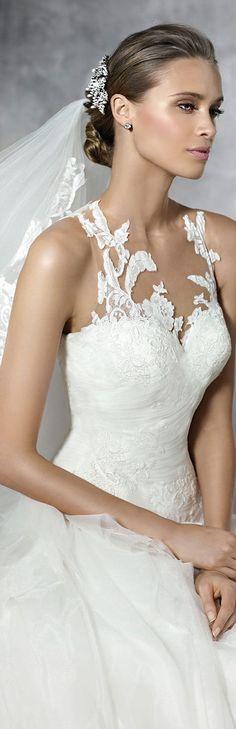 PRONOVIAS PRESTON  wedding dress