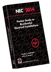 Check out the deal on 2014 National Electrical Code: Pocket Guide to Residential Electrical Installations at Builder's Book, Inc.Bookstore