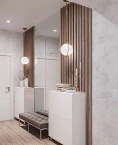 Bathroom Decorating – Home Decorating Ideas Kitchen and room Designs Flur Design, Hall Design, Home Room Design, Living Room Designs, House Design, Entrance Hall Decor, Entryway Decor, Hallway Designs, Hallway Furniture