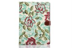 For Apple ipad Air 2 case, fashion pattern Magnetic Flip Leather Case For ipad 6 Air2 PU Smart Holder PU Cover