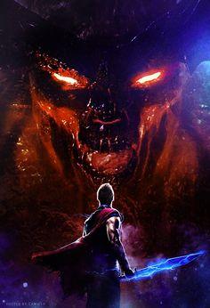 Surtur - Thor Ragnarok
