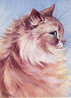 Cat Profile~ Louis Wain (1900)