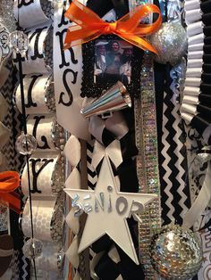 Senior Homecoming Mum 2013