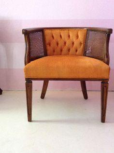 Lovely #vintage chair - Found on EstateSales.NET: