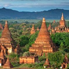 Pagan, Birma