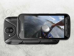 Kyocera's new smartphone comes with a built-in action cam - http://vr-zone.com/articles/kyoceras-new-smartphone-comes-built-action-cam/112677.html