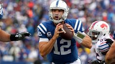 Week 5 of the 2015 NFL season kicks off Thursday night with the Houston Texans hosting the Indianapolis Colts. The Texans were expected to challenge the Colts for the AFC South division crown, but ...