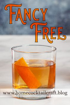 Fancy Free Whiskey Cocktails, Fun Cocktails, Cocktail Recipes, Whiskey And You, Bourbon Whiskey, Bar Spoon, Pot Still, Cocktail Ingredients, Old Fashioned Glass
