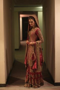 Latest-Bridal-Red-Lehenga-Designs-2014-Collection-Prices-By-Designer.jpg 640×960 pixels