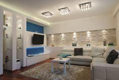 Wohnzimmer Licht Ideen
