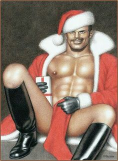Christmas Tom of Finland