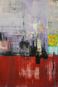 "Saatchi Art Artist Brad Robson; Painting, ""Rattle"" #art"