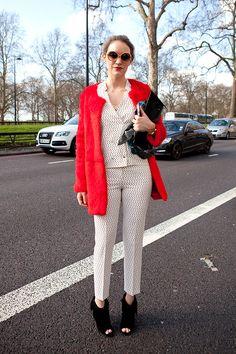Moda en la calle street style milan paris nueva york londres onion looks - 35 looks para desafiar al clima | VOGUE.MX