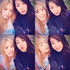 Taeyeon mirip baekhyun bhaakk jodoh mereka #baekyeonshipper