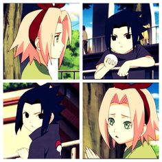 I know some people said that this pairing is impossible I don't like narusaku because is obviously Sakura likes sasuke and because I want to believe they will end together like naruto and hinata