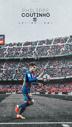 fc barcelona philippe coutinho|Wallpaper HD by MWafiq-10