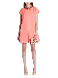 Enid embellished collar dress TED BAKER